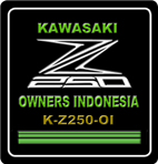 Kawasaki Z250 Owners Indonesia
